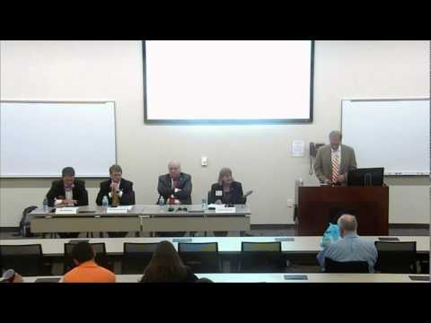 2014 Supreme Court of North Carolina Judicial Election Forum