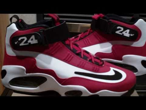 Air Griffey Max 1 'Cincinnati Reds'