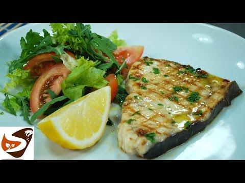 Come cucinare il pesce spada alla griglia