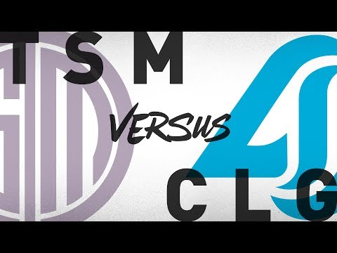 TSM vs. CLG - Week 1 Day 1 | NA LCS Summer Split | TSM vs. Counter Logic Gaming (2018)