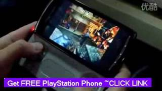 Sony Ericsson Xperia Play preview [HD]