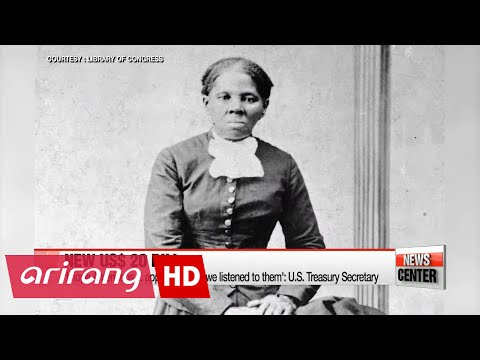 US to place Harriet Tubman, anti-slavery activist, on $20 bill