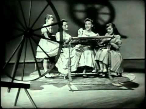The Lennon Sisters - Que Sera Sera video