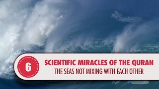 Video: In Quran 55:20, the Seas do not mix together - Quran Miracle