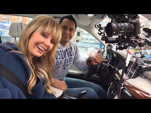 Валерия и Иосиф Пригожин - шоу «Очень Караочен» на МУЗ_ТВ (эфир от 08.0.2017)