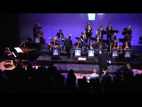 Battle of the Bands 2012: New World School of the Arts Jazz Band