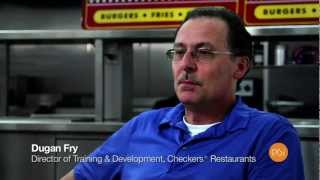 Checkers uses iMeet for Training
