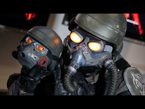 Killzone 3 Helghast Edition: Official Unboxing