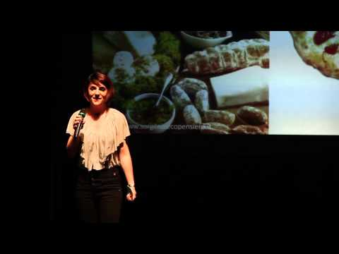 Life's too short NOT to be Italian: Ioanna Merope Ippiotis at TEDxCrocetta