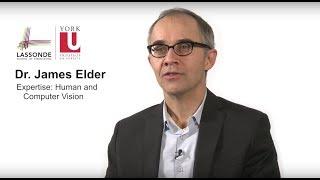 Dr. James Elder - Human and Computer Vision