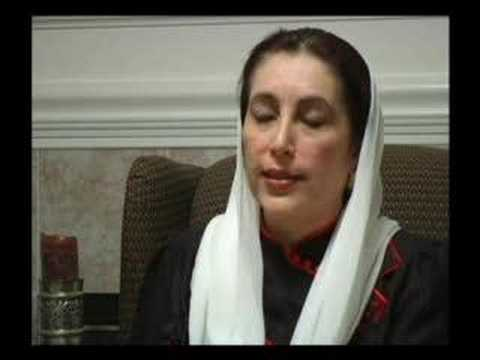 Jaiza Exclusive Benazir Bhutto Part 4