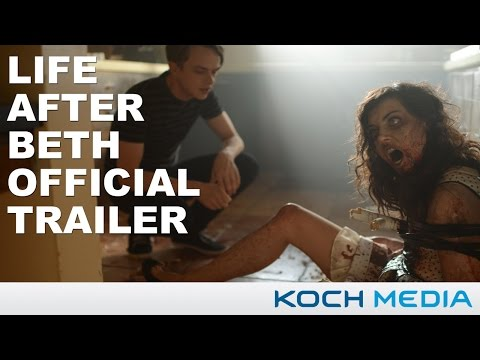 Life After Beth is out now in UK cinemas! Book your tickets: http://bit.ly/1rAV830 Zach (Dane DeHaan) is devastated by the unexpected death of his girlfriend...