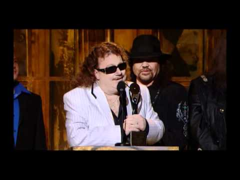 Lynyrd Skynyrd Rock 'n Roll Hall of Fame Induction