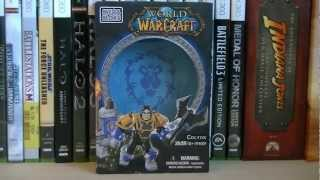 World of Warcraft Mega Bloks 91001 Colton Review