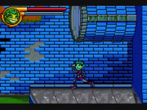 Teen Titans gba walkthrough part 4