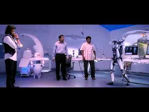 Robot - O Maramanishi(telugu Movie) - Hd .mp4 video