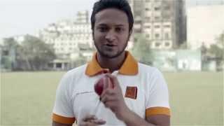 Shakib-al-hassan world no 1 allrounder arm ball tips