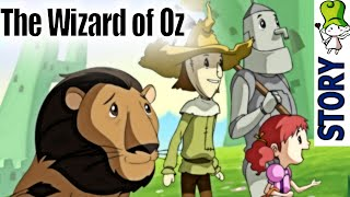The Wizard of Oz (The Wonderful Wizard of Oz) - Bedtime Story Animation | Best Children Classics HD