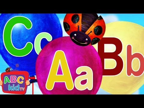 ABC Songs for Children - ABC Song with Cute Ending New Version...