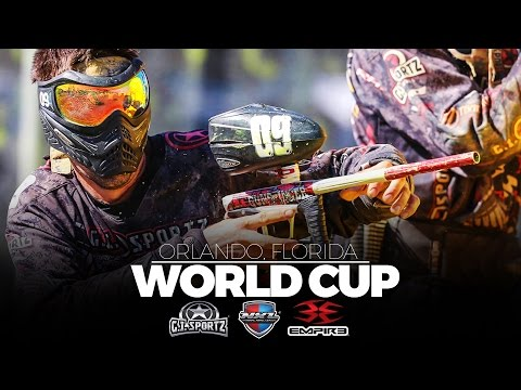2015 Paintball World Cup - 4K