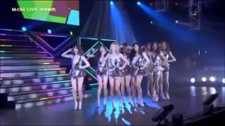K POP 少女時代SNSD   Genie + Gee + My Oh My LIVE 20140406