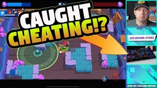 Did I get caught CHEATING in Brawl Stars?   Lex vs. ignorant YouTube comment