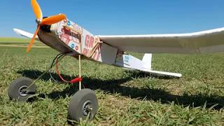 Airplanes Powered By Dominos Pizza Boxes - WSU Aerospace Club