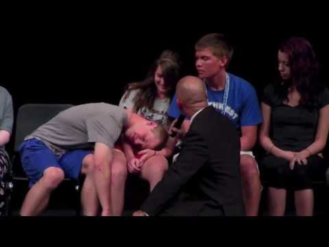 The Hypnotist Show Gone Wild! video