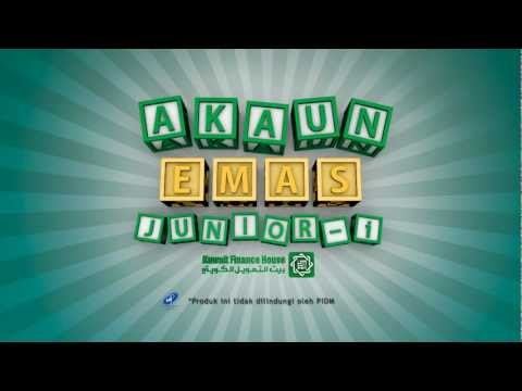 BBB Kuwait Financial House Akaun Emas Junior-i Promo