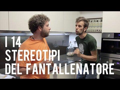 I 14 stereotipi del fantallenatore