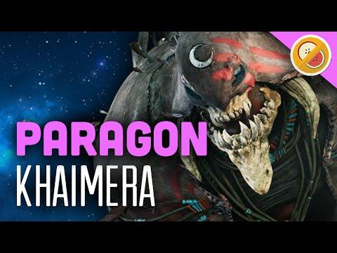 KHAIMERA - HOW TO FEED! | Paragon Gameplay