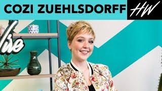 Freaky Friday's Cozi Zuehlsdorff Reveals Movie Secrets!! I Hollywire