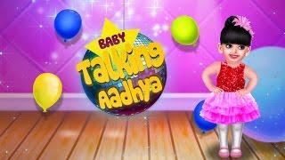 Baby Talking Aadhya - Baby Talking, Cute Baby Game Trailer by Baby Aadhya