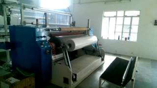 3 Katmanlı Streç film üretim hattı ABC extrusion stretch film making machine