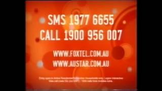 Foxtel 10th Birthday Ad