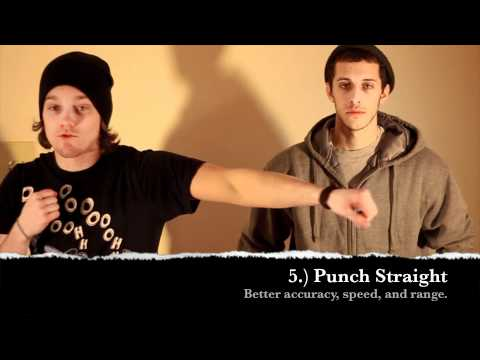 Top 10 Best Street Fight Techniques Tips Image 1
