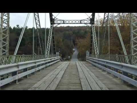 Skinners Falls — Milanville Bridge eastbound