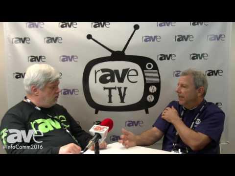 InfoComm 2016: Joel Rollins Speaks to Bob Michaels, CEO of ZeeVee, Inc.