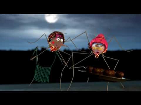 Buzz & Bite Malaria Prevention Campaign - spot 13 - English (East African)