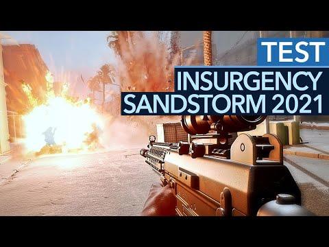 Insurgency Sandstorm ist 2021 viel größer & besser! - Test / Review