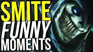 I BEAT THELEGEND27! (Smite Funny Moments)