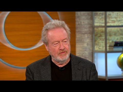"Director Ridley Scott on ""The Martian"" and water on Mars"