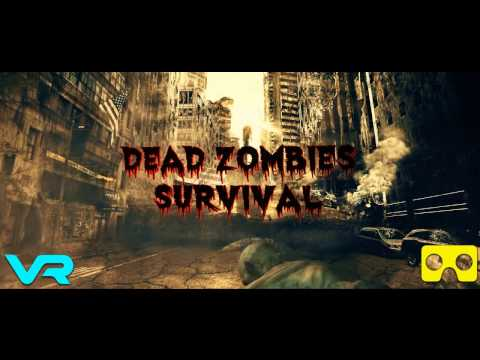 Dead Zombies Survival VR screenshot for Android