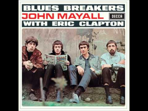John Mayall And The Bluesbreakers - Steppin Out