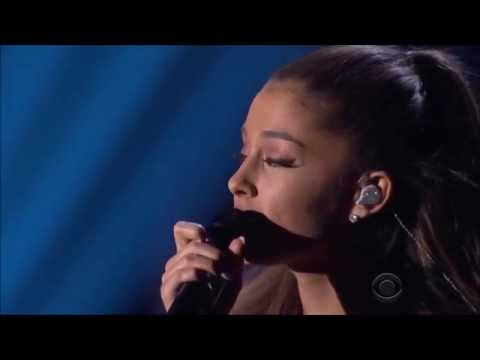 Ariana Grande  Best Mistake Live In A Very Grammy
