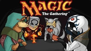Magic the Gathering! 2014! - Part 70 - feat. RockLeeSmile, Austin and Baer!