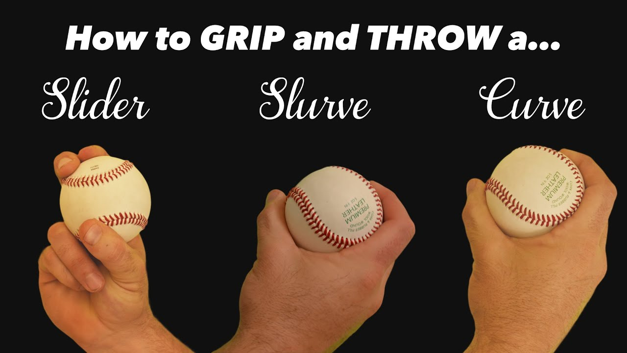 How to Grip a Fastball picture