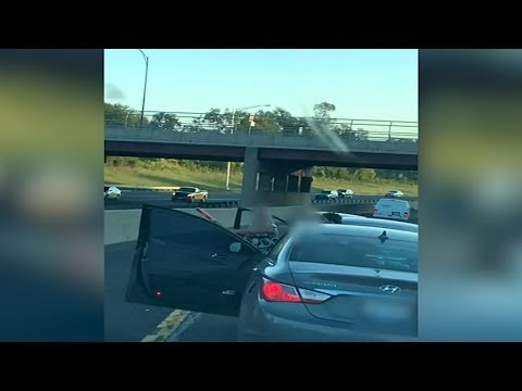 VIDEO: 3 women attack each other in I-57 road rage incident on South Side