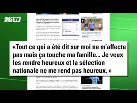 Football / Nasri, bientôt la fin en bleu ? 04/08