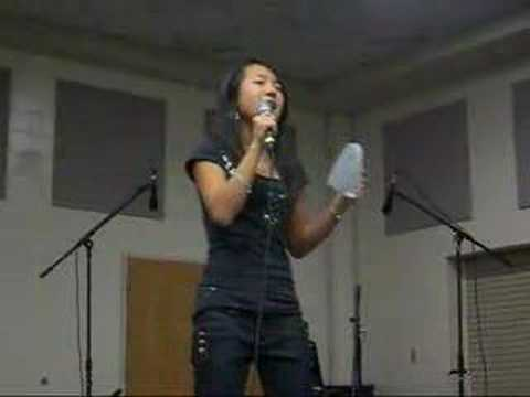 Hero - Grace Lee (Mariah Carey cover) Video